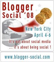 Blogger Social