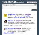 Tweetchat #mumbai